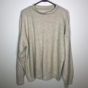 Vintage Oatmeal/ Cream Sweater